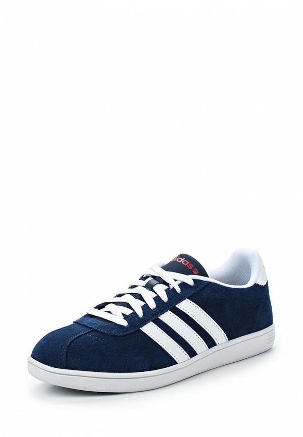 Мужские кеды Adidas Neo (Адидас Нео) F98585: изображение 1