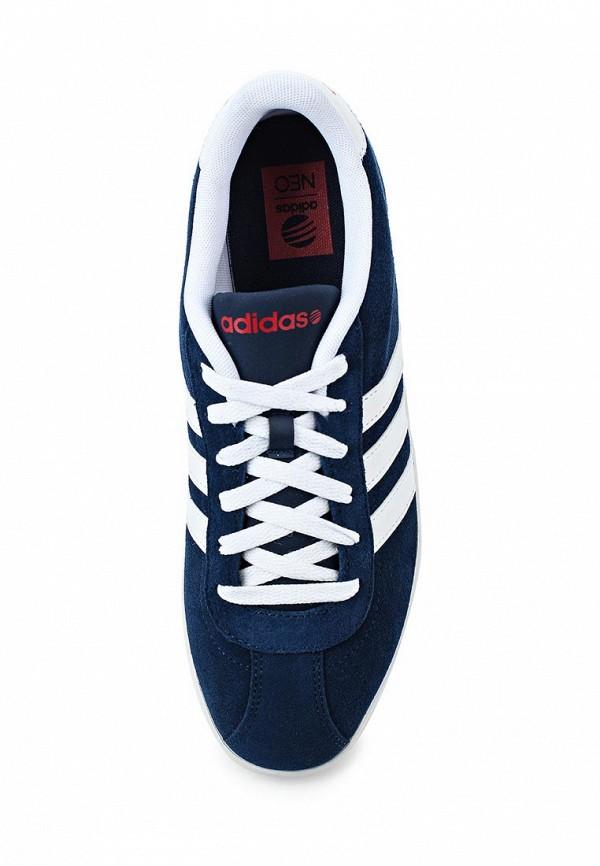 Мужские кеды Adidas Neo (Адидас Нео) F98585: изображение 4
