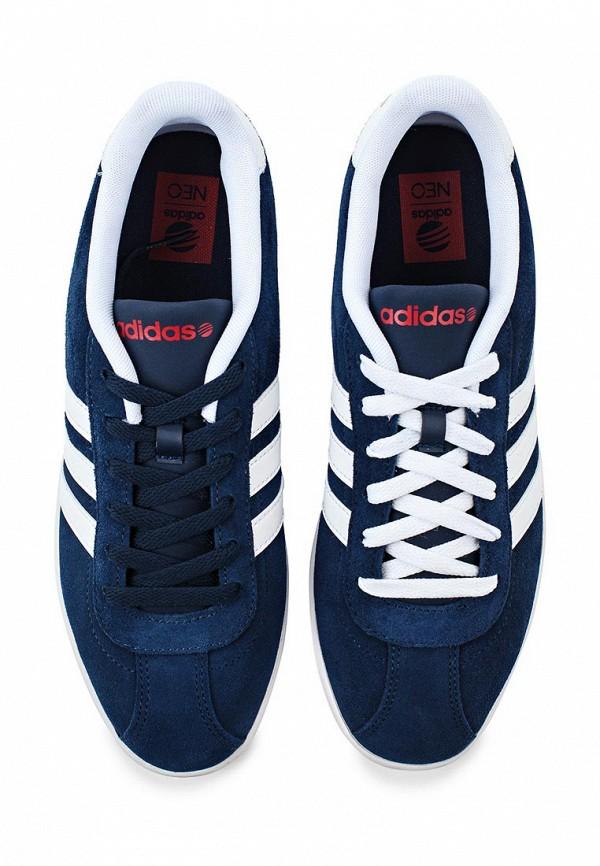 Мужские кеды Adidas Neo (Адидас Нео) F98585: изображение 5