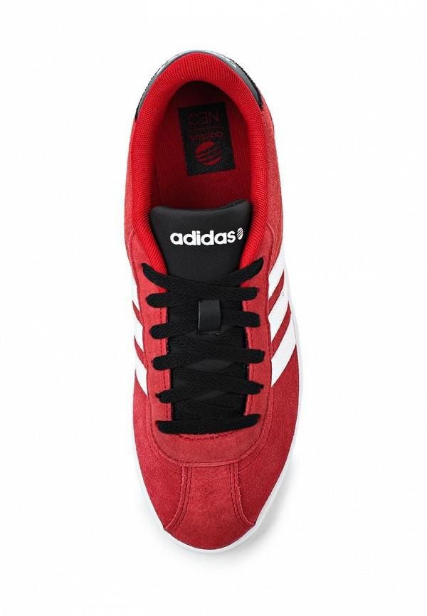 Мужские кеды Adidas Neo (Адидас Нео) F98586: изображение 4