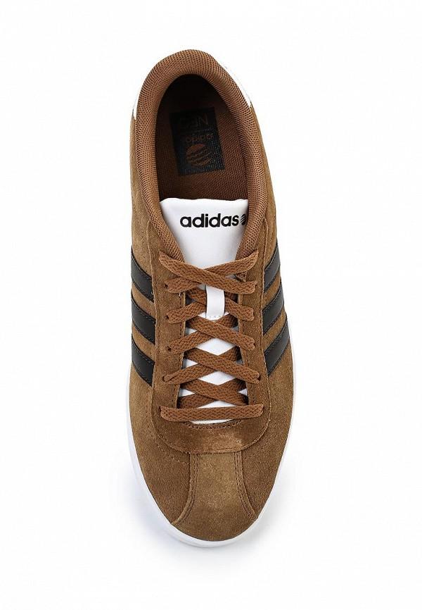 Мужские кеды Adidas Neo (Адидас Нео) F98587: изображение 4