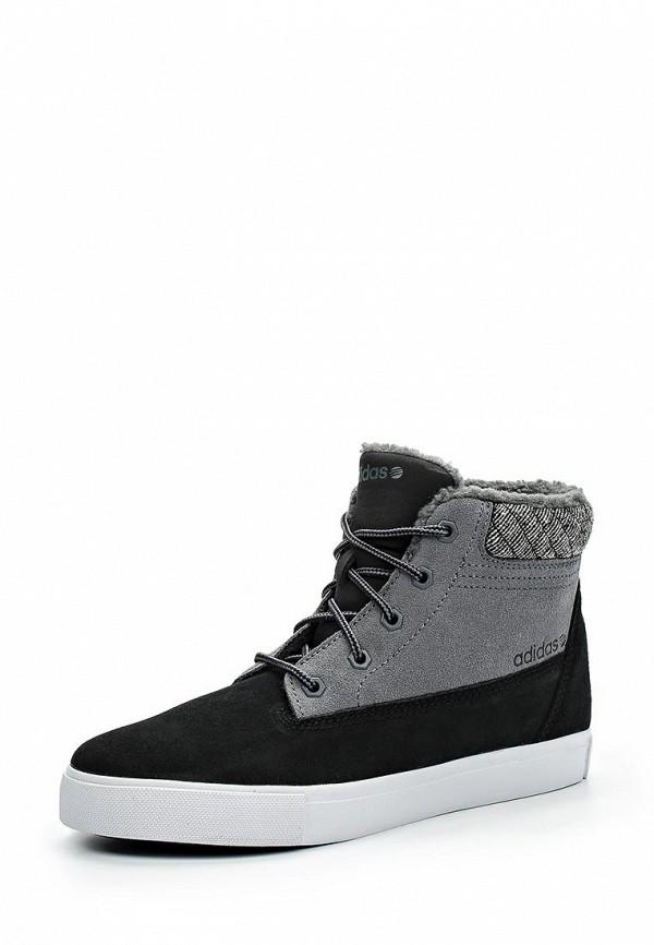 Мужские кеды Adidas Neo (Адидас Нео) F98817: изображение 1