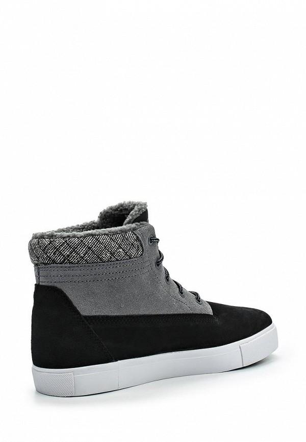 Мужские кеды Adidas Neo (Адидас Нео) F98817: изображение 2