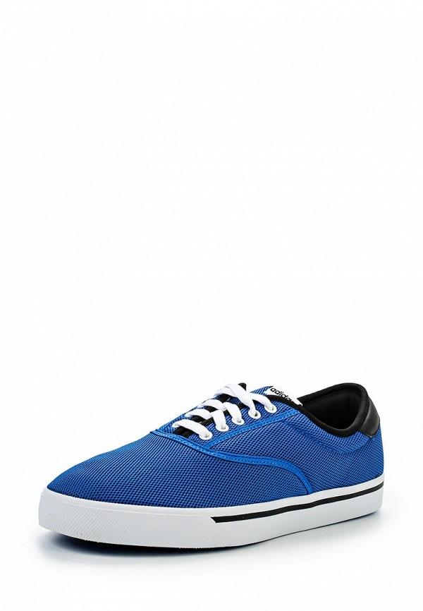 Мужские кеды Adidas Neo (Адидас Нео) AQ1494: изображение 1