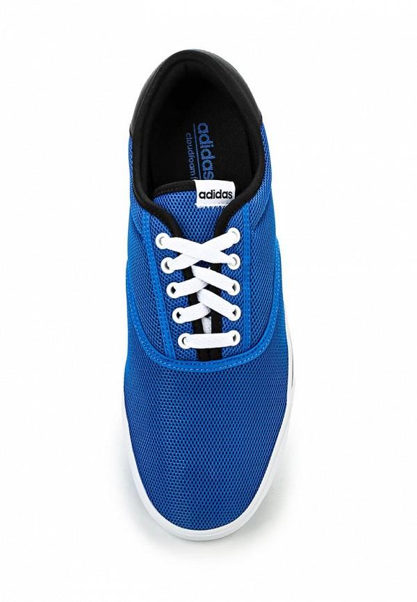 Мужские кеды Adidas Neo (Адидас Нео) AQ1494: изображение 4