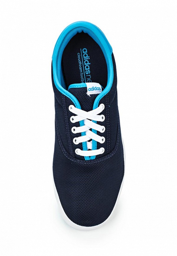 Мужские кеды Adidas Neo (Адидас Нео) AQ1497: изображение 4