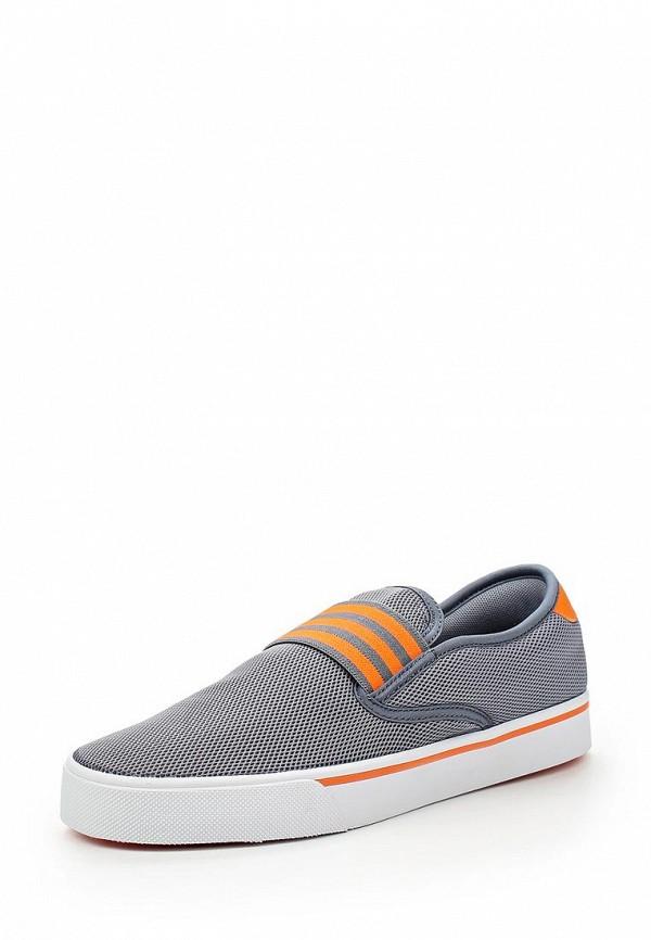 Слипоны Adidas Neo (Адидас Нео) AQ1499: изображение 1
