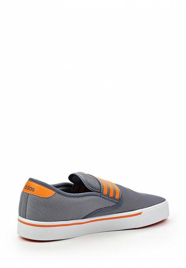 Слипоны Adidas Neo (Адидас Нео) AQ1499: изображение 2