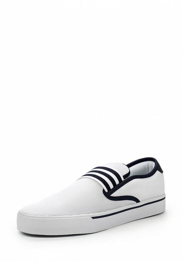 Мужские кеды Adidas Neo (Адидас Нео) AQ1500: изображение 1