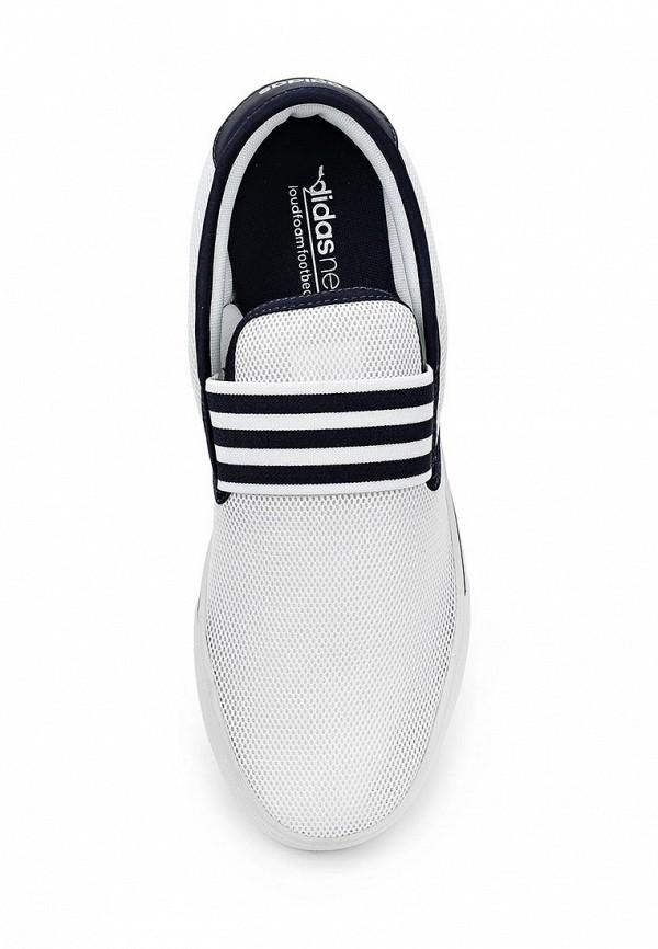 Мужские кеды Adidas Neo (Адидас Нео) AQ1500: изображение 4