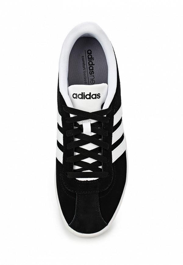 Мужские кеды Adidas Neo (Адидас Нео) F99137: изображение 4