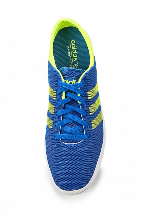 Мужские кеды Adidas Neo (Адидас Нео) F99172: изображение 4