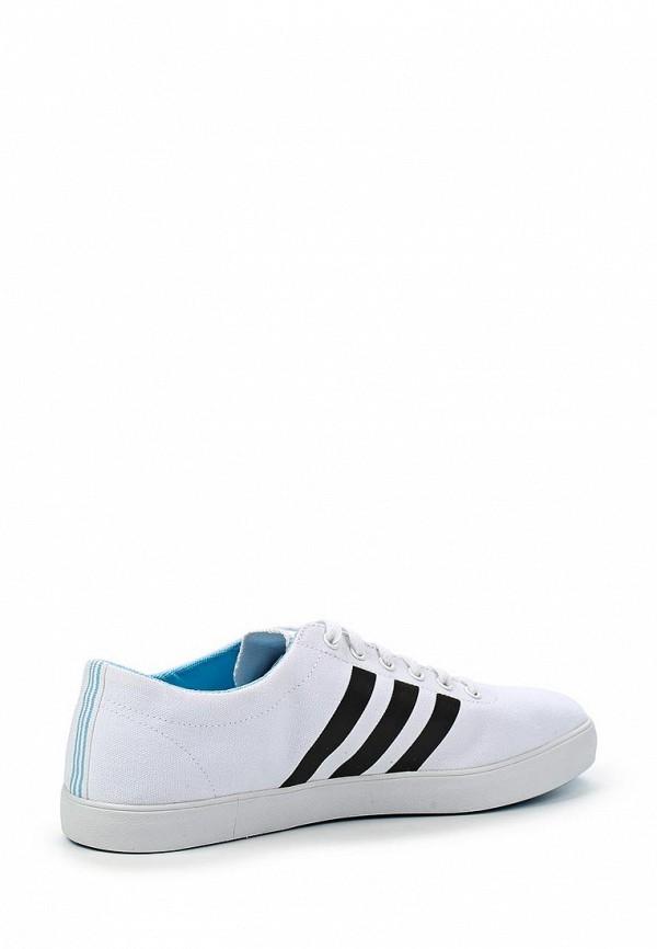 Мужские кеды Adidas Neo (Адидас Нео) F99176: изображение 2