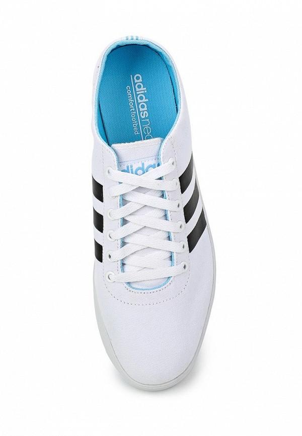 Мужские кеды Adidas Neo (Адидас Нео) F99176: изображение 4