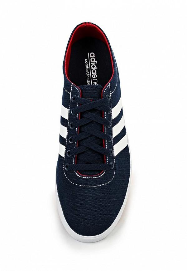 Мужские кеды Adidas Neo (Адидас Нео) F99177: изображение 4