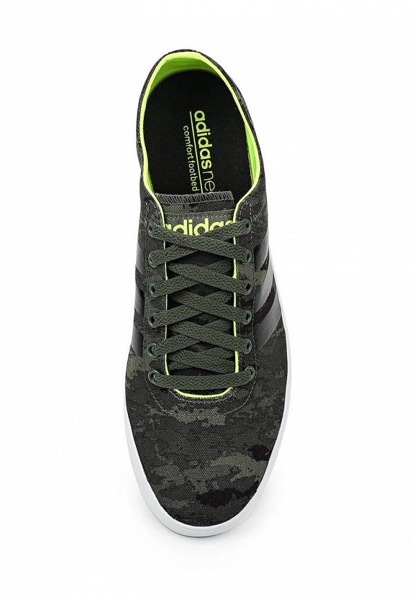 Мужские кеды Adidas Neo (Адидас Нео) F99182: изображение 4