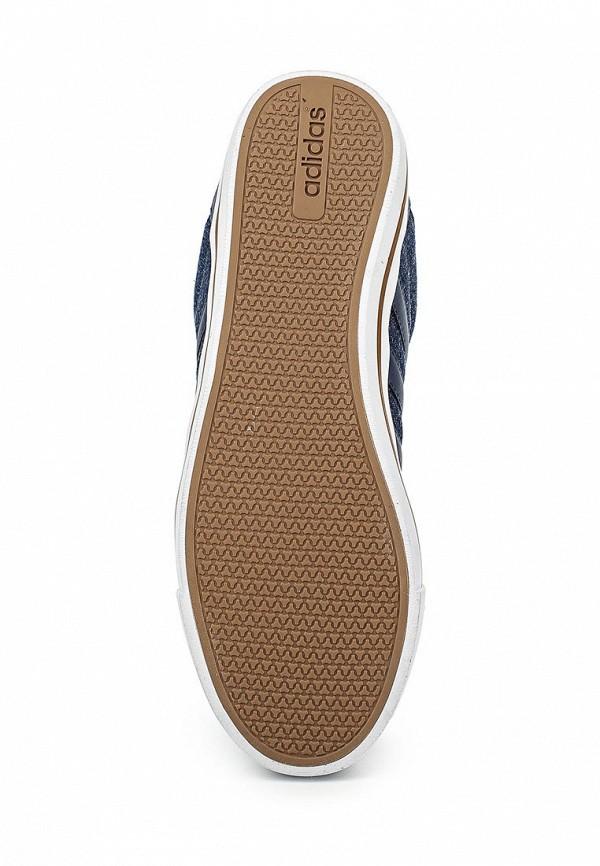 Мужские кеды Adidas Neo (Адидас Нео) F99207: изображение 3