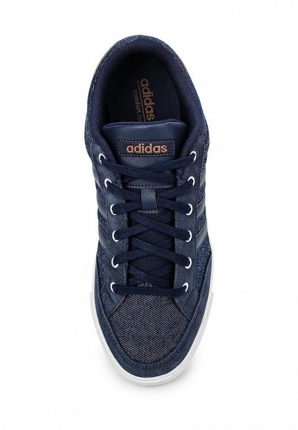 Мужские кеды Adidas Neo (Адидас Нео) F99207: изображение 4