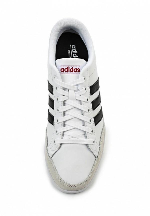 Мужские кеды Adidas Neo (Адидас Нео) F99208: изображение 4