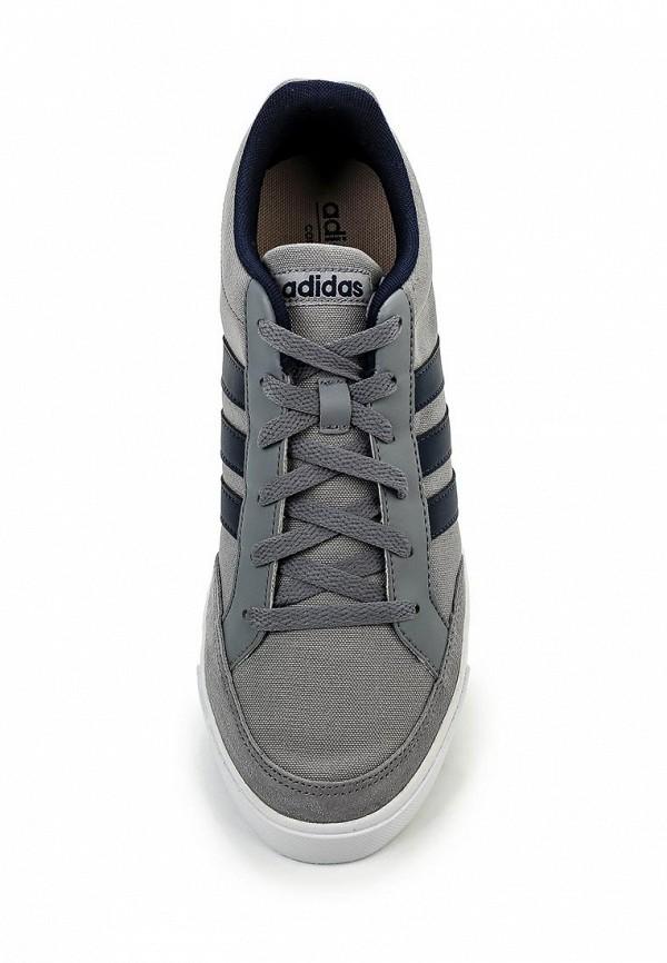 Мужские кеды Adidas Neo (Адидас Нео) F99215: изображение 4