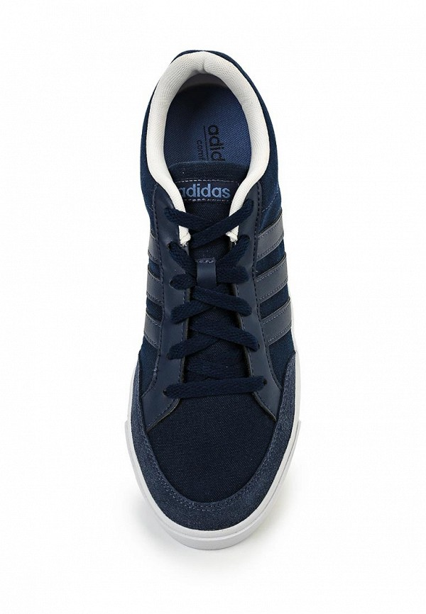 Мужские кеды Adidas Neo (Адидас Нео) F99217: изображение 4