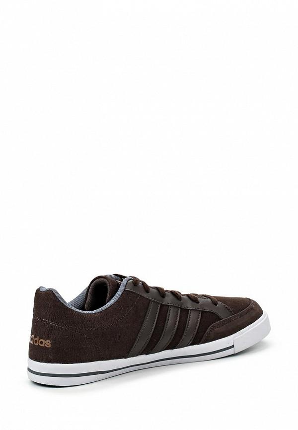 Мужские кеды Adidas Neo (Адидас Нео) F99218: изображение 2