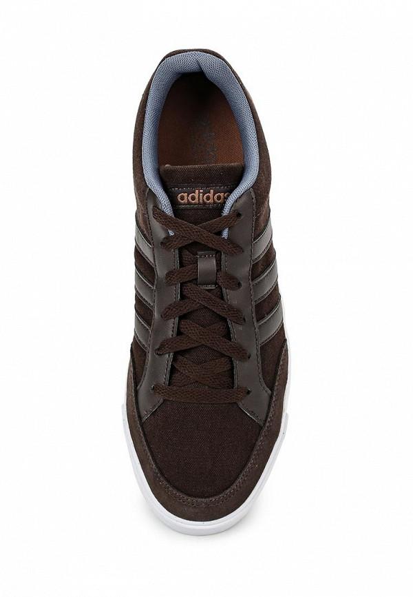 Мужские кеды Adidas Neo (Адидас Нео) F99218: изображение 4