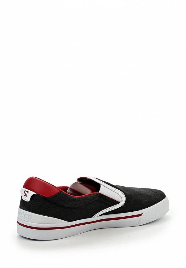 Слипоны Adidas Neo (Адидас Нео) F99235: изображение 2