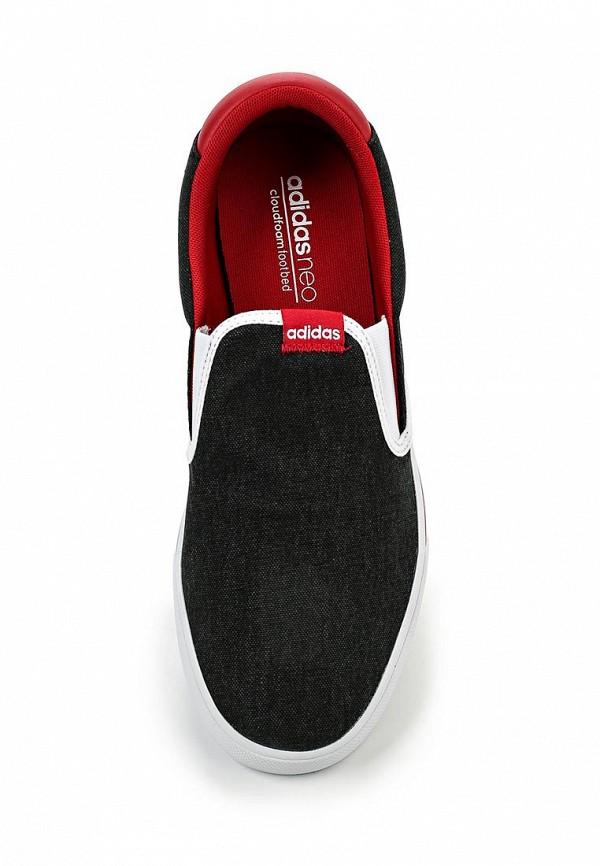 Слипоны Adidas Neo (Адидас Нео) F99235: изображение 4