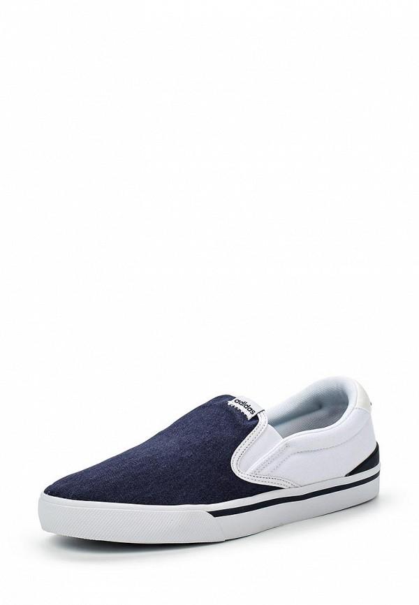 Мужские кеды Adidas Neo (Адидас Нео) F99236: изображение 1