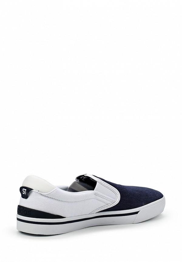Мужские кеды Adidas Neo (Адидас Нео) F99236: изображение 2