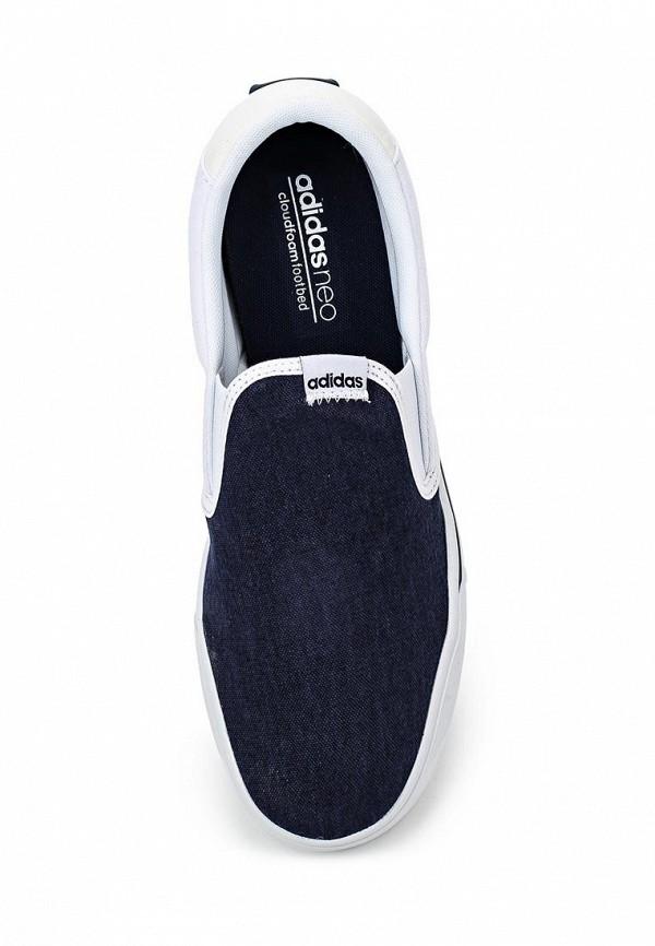 Мужские кеды Adidas Neo (Адидас Нео) F99236: изображение 4