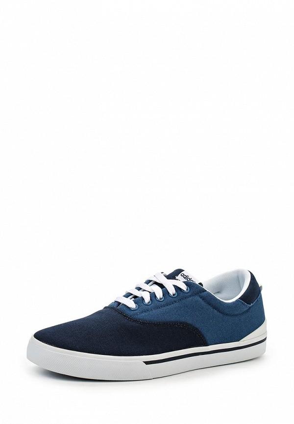 Мужские кеды Adidas Neo (Адидас Нео) F99238: изображение 1