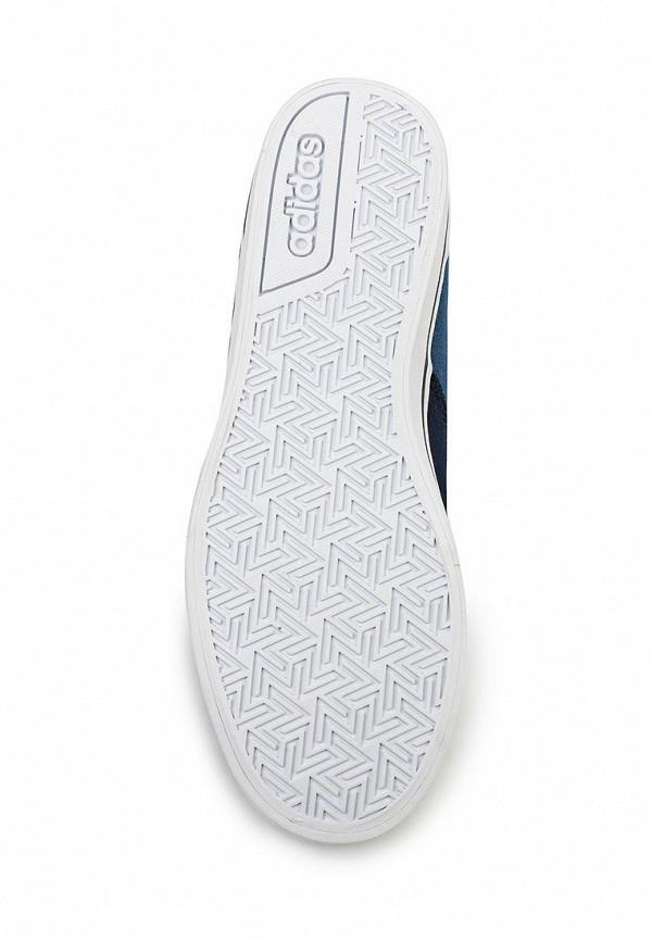 Мужские кеды Adidas Neo (Адидас Нео) F99238: изображение 3