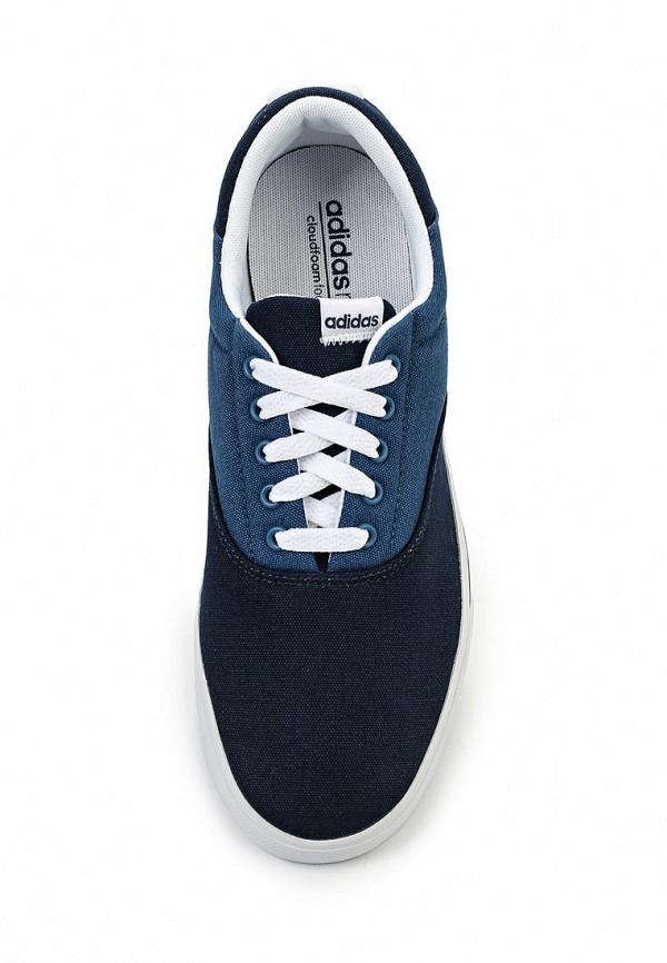 Мужские кеды Adidas Neo (Адидас Нео) F99238: изображение 4