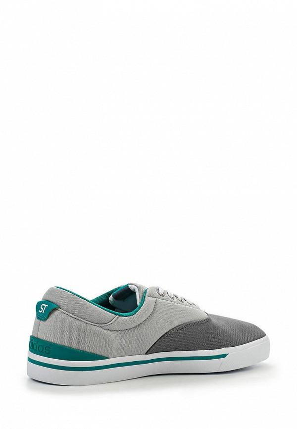 Мужские кеды Adidas Neo (Адидас Нео) F99240: изображение 2