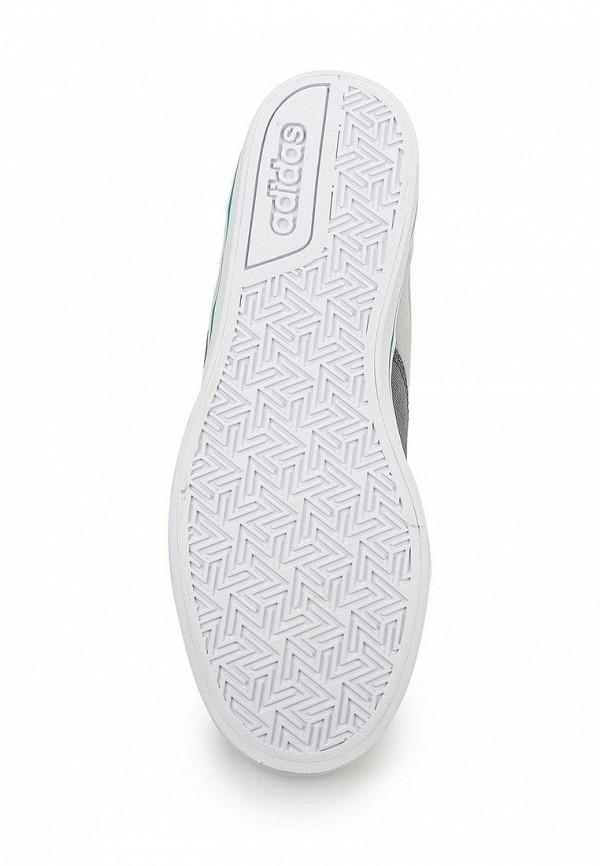 Мужские кеды Adidas Neo (Адидас Нео) F99240: изображение 3