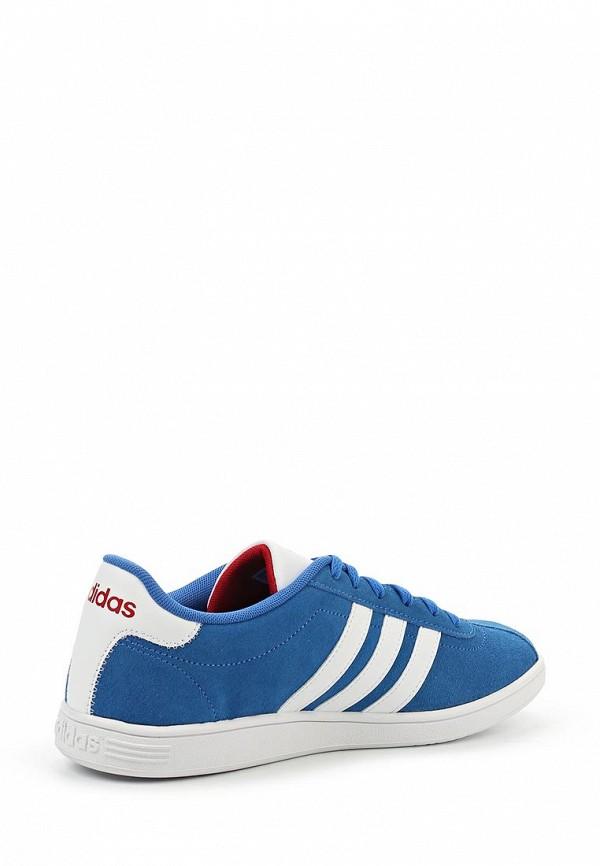 Мужские кеды Adidas Neo (Адидас Нео) F99258: изображение 2