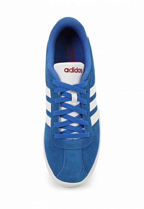 Мужские кеды Adidas Neo (Адидас Нео) F99258: изображение 4