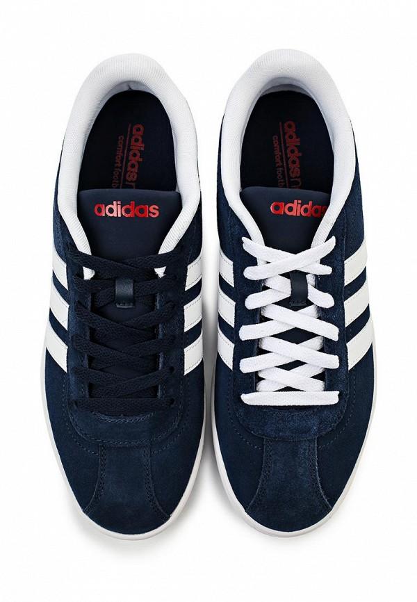 Мужские кеды Adidas Neo (Адидас Нео) F99260: изображение 4