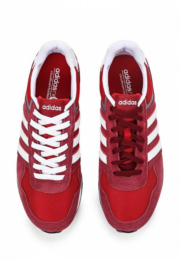 Мужские кроссовки Adidas Neo (Адидас Нео) F99291: изображение 4