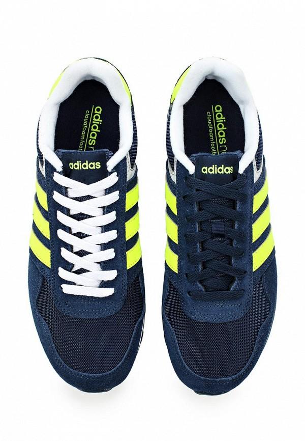 Мужские кроссовки Adidas Neo (Адидас Нео) F99295: изображение 4