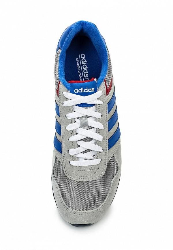 Мужские кроссовки Adidas Neo (Адидас Нео) F99297: изображение 4