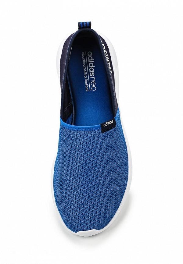 Слипоны Adidas Neo (Адидас Нео) F99412: изображение 4