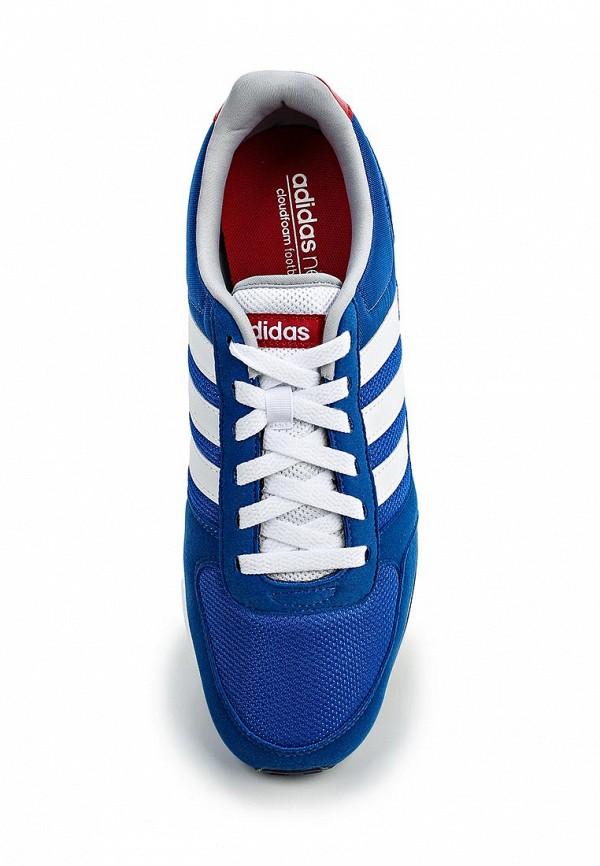 Мужские кроссовки Adidas Neo (Адидас Нео) AW4675: изображение 4