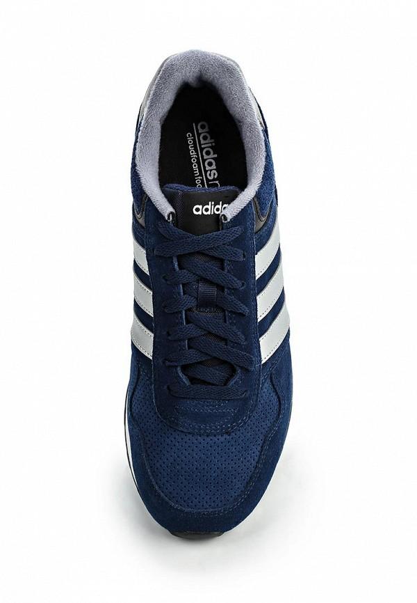 Мужские кроссовки Adidas Neo (Адидас Нео) AW4677: изображение 4