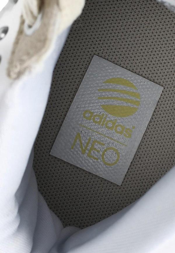 Женские кеды на танкетке Adidas Neo (Адидас Нео) F38076: изображение 6