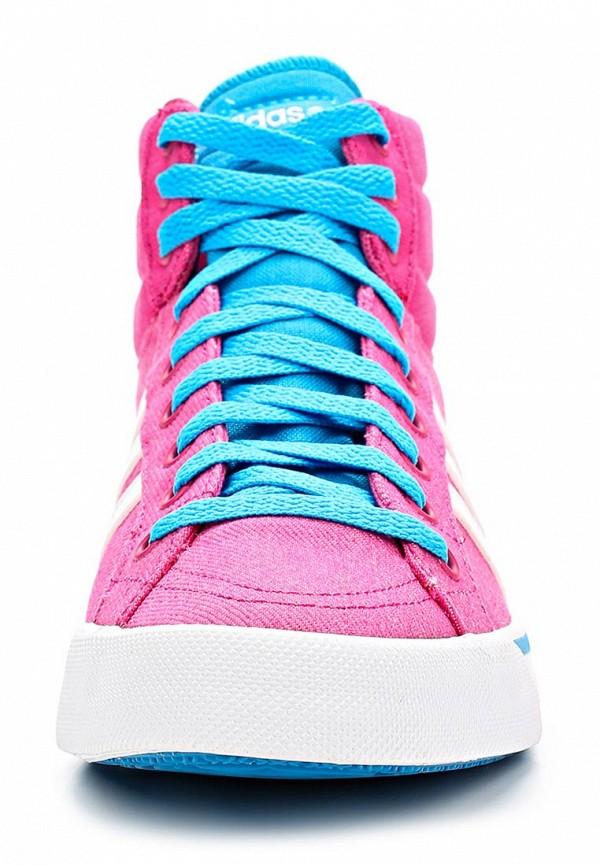 Женские кеды Adidas Neo (Адидас Нео) F38688: изображение 6