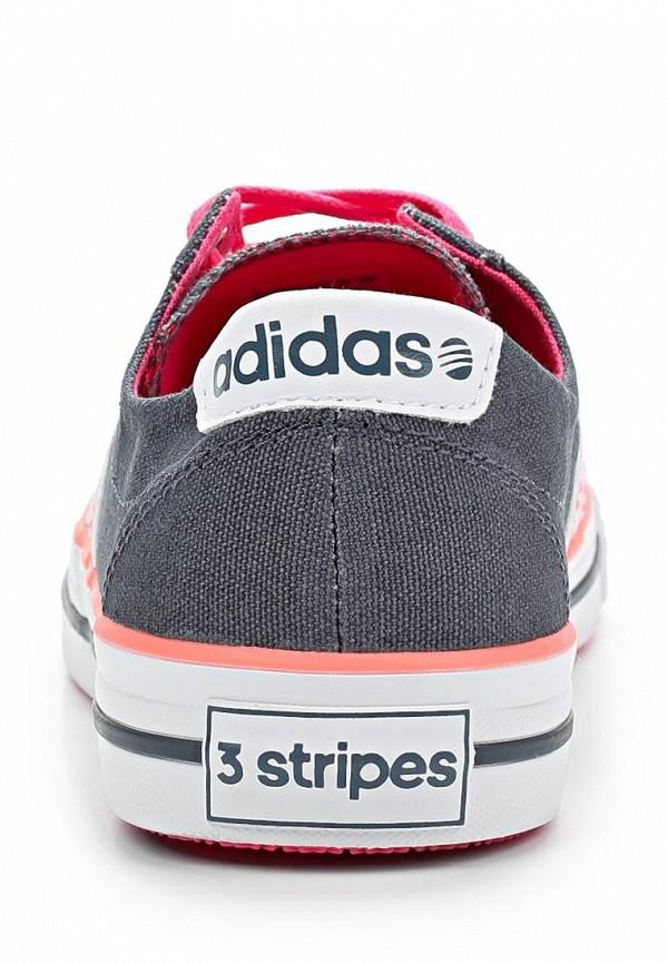 Женские кеды Adidas Neo (Адидас Нео) F38391: изображение 3