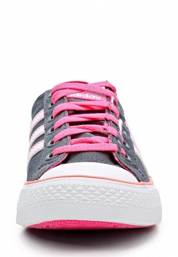 Женские кеды Adidas Neo (Адидас Нео) F38391: изображение 6